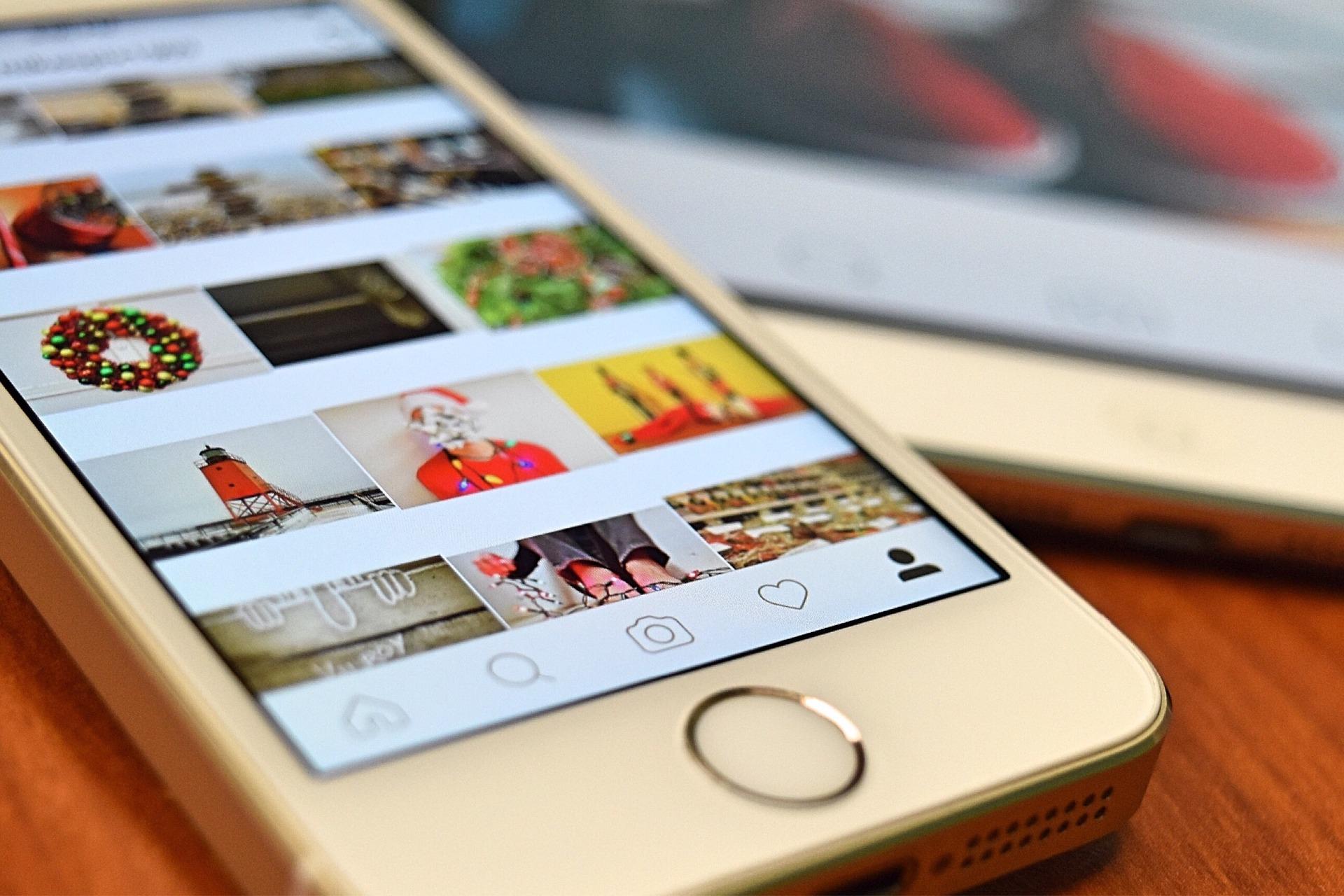Creare un profilo Instagram professionale