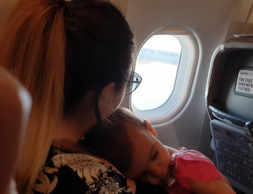 Volo aereo con neonati? I miei consigli per viaggi a breve e lungo raggio