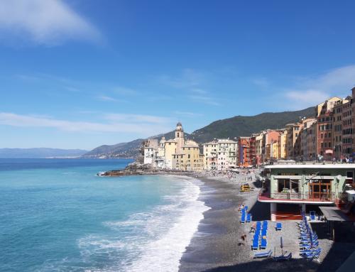 (Italiano) Parco di Portofino: un weekend di trekking immersi nella natura